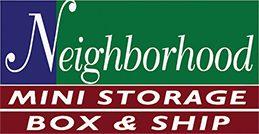 Neighborhood Mini Storage